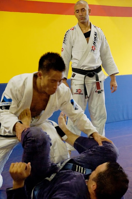 Brazilian Jiu-Jitsu – United Martial Arts